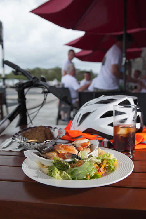 Bike Buffet, Great Western Greenway, Co Mayo